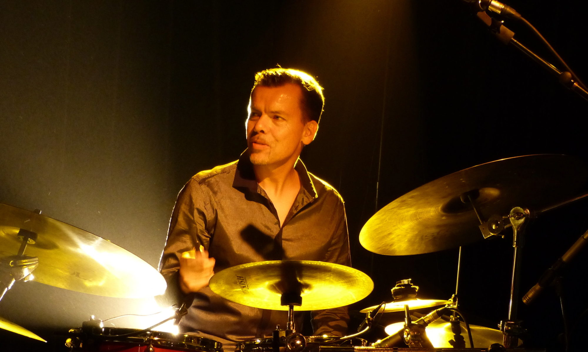 Laurent MEYER Drums